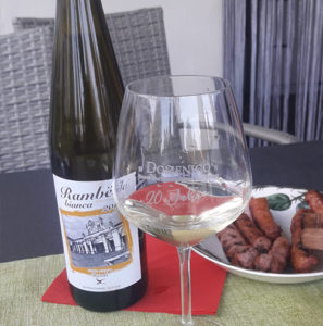 Weinflasche Rambela Bianca 2019